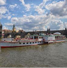 Picture of Steamboat Vltava Cruise