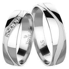 Obrázek Snubní prsteny Artemis