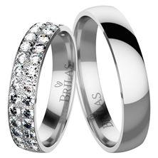 Obrázek Snubní prsteny Alison