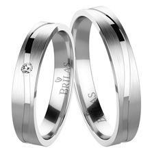 Obrázek Snubní prsteny Albina Silver