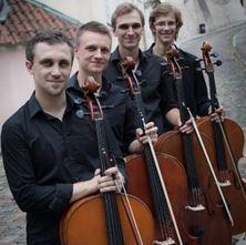 Picture of Prague Cello Quartet