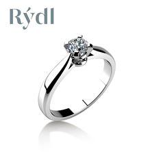 Picture of Engagement ring LOVE 013 Platinum