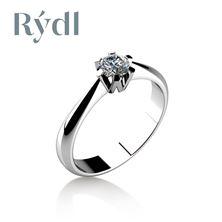 Picture of Engagement ring LOVE 048 Platinum