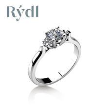 Picture of Engagement ring LOVE 058 Platinum