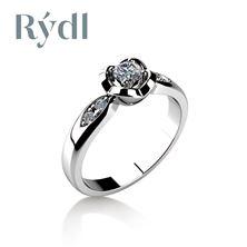 Picture of Engagement ring LOVE 067 Platinum