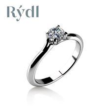 Picture of Engagement ring LOVE 076 Platinum