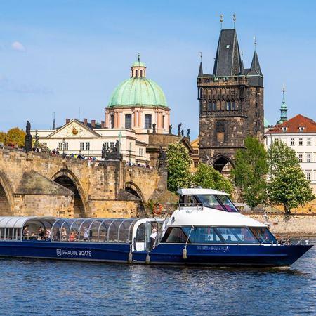 Picture of Boat Agnes de Bohemia cruise