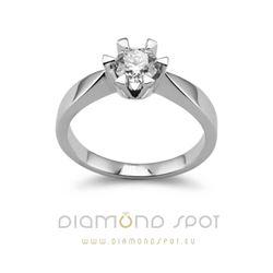 Picture of Elegant Solitaire Ring