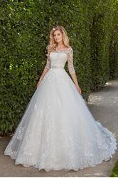 Picture of Wedding dress Barbara