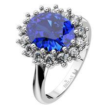 Picture of Engagement ring Megan Tanzanit