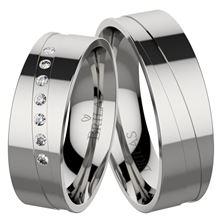 Obrázek Snubní prsteny Alexis Stone